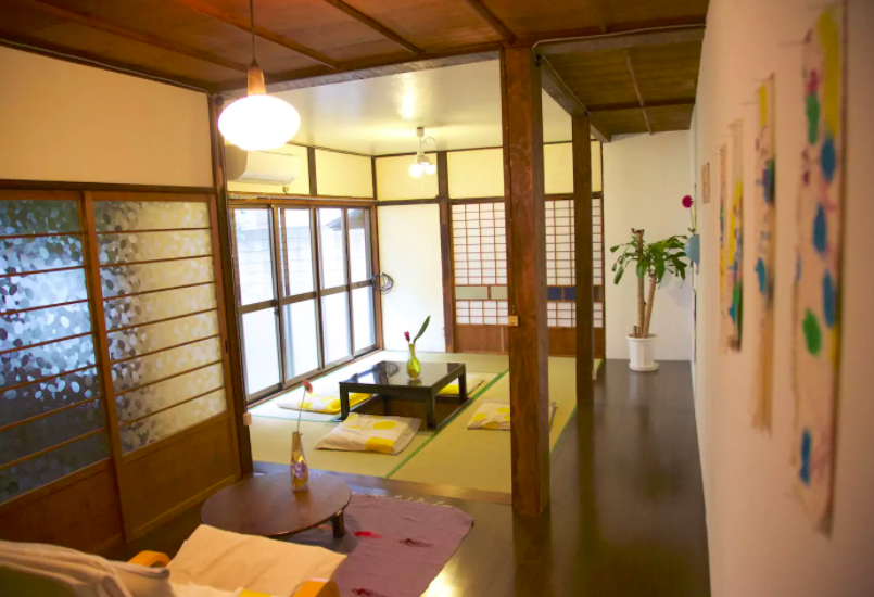 old folk housen japan airbnb